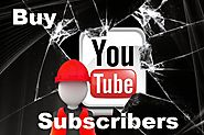Buy Real YouTube Subscribers And Be Inside The Safety Zone