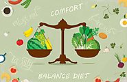 10 Ways to Maintain a Balanced Diet Chart