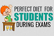 Diet During Exams: Expert Recommended Plan | 5 Smart Tips to Improve Memory for Exams