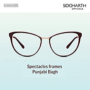 Buy Spectacles Frames in Punjabi Bagh, Delhi