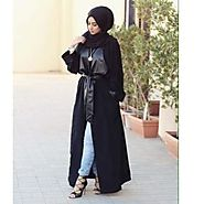 Open Abaya Online for All Occasions - Buy Best Selling Open Abayas