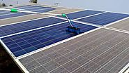 Solar Solutions: 6 Simple steps to Clean Solar Panels -