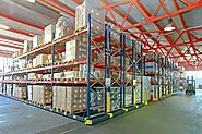 Pallet Racking Installation and Removal