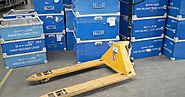Benefits of Pallet Jacks