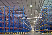 Characteristics of Drive in Pallet Racking System