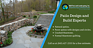 Patio Design and Build Experts by DD Tree & Landscaping