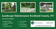 High Quality Landscape Maintenance Services