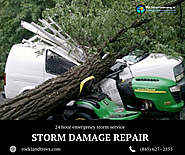 Top Storm Repair Contractors in Rockland County
