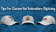 Custom Hat Embroidery Digitizing | Absolute Digitizing