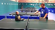 Ping Pong is A Great Way To Spend Time With Your Kid
