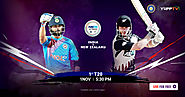 India vs New Zealand T20 Live Streaming | IND vs NZ 1st T20 Live
