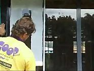 Window Film| Window Coating| Window Cleaning| At Goop Guys.