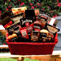 Jim & Jack Grillin BBQ Father's Day Gift Basket