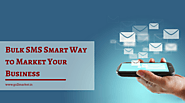 Bulk SMS Service Provider at Low Rate | Bulk SMS Marketing in Delhi-NCR