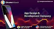 App Development Services | ChromeInfotech
