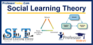 Social learning Theory | Model | Explanation | Concept | Professor Today