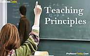 Principles of Teaching | Concept of General Principles Teaching Method