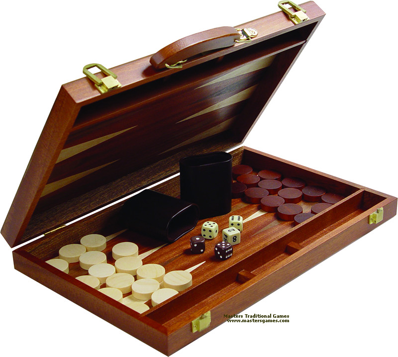 Headline for Tabletop Backgammon Set