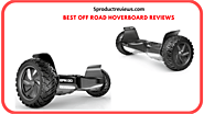 Best Off Road Hoverboards 2017 - Buyer's Guide (August. 2017)