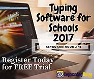 Typing Software for Schools