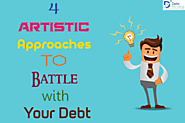 4 Artistic Approaches to Battle with Your Debt