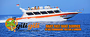 Lombok Fast Boat - Fast Boat To Gili Islands