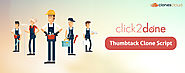 Why Thumbtack Clone for Your Local Service Marketplace?