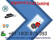 HOW TO RESET BIGPOND WEBMAIL ACCOUNT SETTING