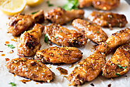 Asian Zing Chicken Wings