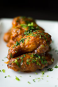 Crispy Mexican Chicken Wings