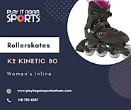 Women Inline Rollerskates - Play It Again Sports