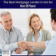 Mortgages Lender For Home Loans - Drew Mortgage