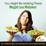 Weight Loss Mistakes You Make