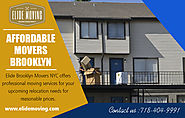 Affordable Movers Brooklyn