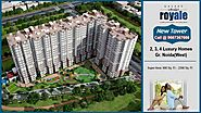 Galaxy Royale – Royal Living Space of Galaxy Royale Gaur City 2 – Noida Extension – Galaxy Poject