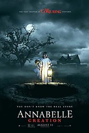 Popcorn Flix - Annabelle Creation