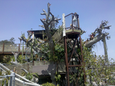 Boondocks: Your kids' tree house doubles as your deer stand