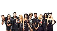 PHOTO – Meet the Cast of VH1's Scared Famous Reality Show!