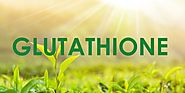Glutathione: This antioxidant makes all other antioxidants work at optimal levels