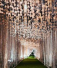 10 Spectacular Wedding Reception Décor Ideas That Will Surely Trend This Year!