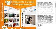 How to add a folder of photos to a Google presentation QUICKLY...using the DriveSlides extension