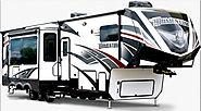 Momentum Toy Hauler Fifth Wheel | RV Sales | 2 Floorplans
