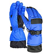 Top 5 Best Winter Gloves in 2017 (September. 2017)
