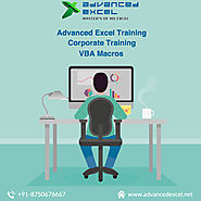 Advanced Excel Training in Delhi | Advanced Excel Institute