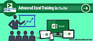 Advanced Excel Training in Delhi: Advanced Excel Institute