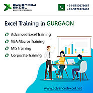 Advanced Excel Training in Gurgaon