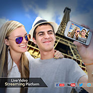 Live Broadcast Your Traveling Moments
