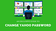 Issue to change Yahoo mail password contact 1-888-815-6317