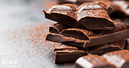 7 Awesome Health Benefits of Dark Chocolate - Dr. Axe