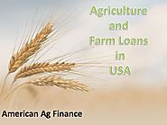 Agricultural land mortgage loans loans calculator usa